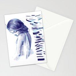 brushes Stationery Cards