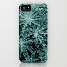 Raindrops III iPhone Case