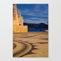 portugal Canvas Prints featuring Portugal by Sébastien BOUVIER