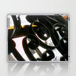ironwork detail Laptop & iPad Skin