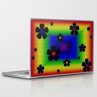 mod Laptop & iPad Skins featuring Mod by Raffaella315
