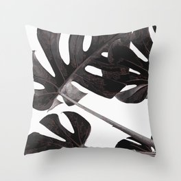 The Greenery 1 Throw Pillow