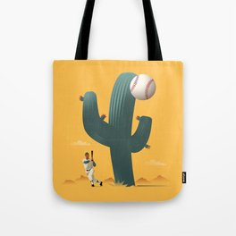Cactus League Tote Bag