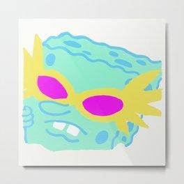 spongeboi Metal Print