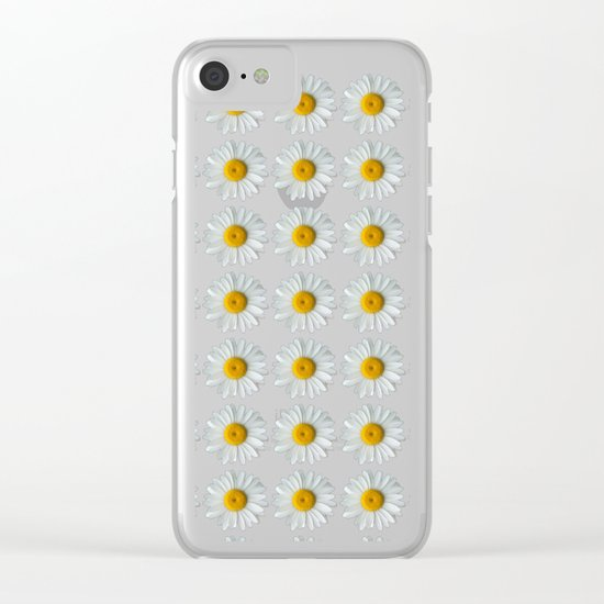 DAISIES DIRECT Clear iPhone Case