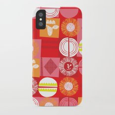 lions and lambs-oh my! Slim Case iPhone X