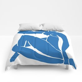 Matisse Cut Out Figure #2 Comforters