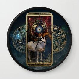 Zodiac : Aries Wall Clock