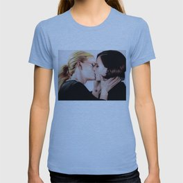 SwanQueen: The Last Kiss T-shirt