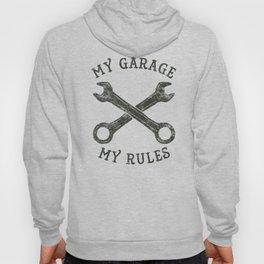 My garage Hoody