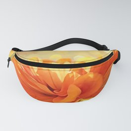 Glowing Marigold Fanny Pack