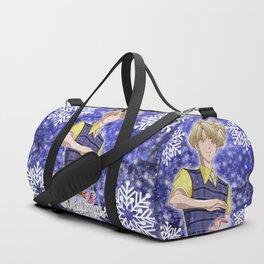 Merry Xmas Haruka! Duffle Bag