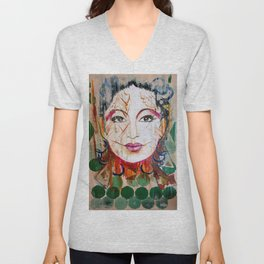 The undefined beauty Unisex V-Neck