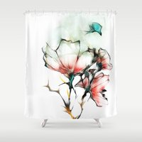 sketch Shower Curtains featuring cool sketch 84 by Cool-Sketch-Len