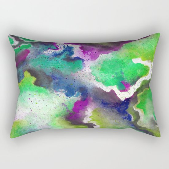 Nothing To Do Rectangular Pillow