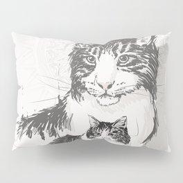 雲 Pillow Sham