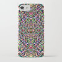 persian iPhone & iPod Cases featuring Persian by Glanoramay