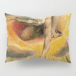 The Ancient Of Days Painting William Blake Pillow Sham