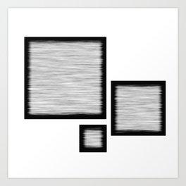 Centered #04 Art Print