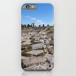 The Stone Circle  iPhone Case