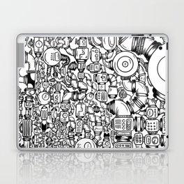 Contraptions 1 Laptop & iPad Skin