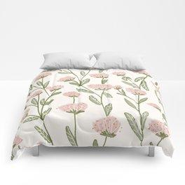 Rose Garden Pattern Comforters