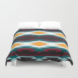 Native American Inspired Design Duvet Cover