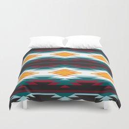 Native American Inspired Design Duvet Cover