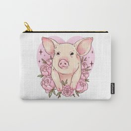 Piggy Love Carry-All Pouch