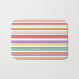 Sun Stripes Bath Mat