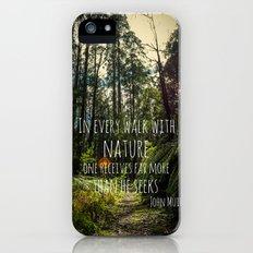 Nature iPhone (5, 5s) Slim Case