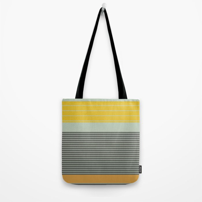 Stripe Pattern III Tote Bag