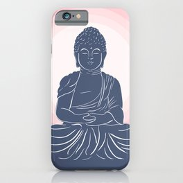 Peace, Love, Harmony.  iPhone Case