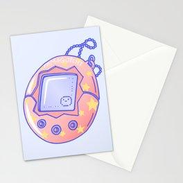 Tamagotchi Memories Stationery Cards