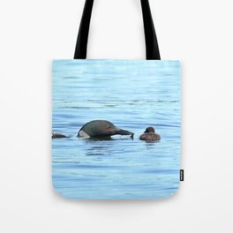 Low key delivery Tote Bag