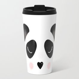 Little Panda Face Travel Mug