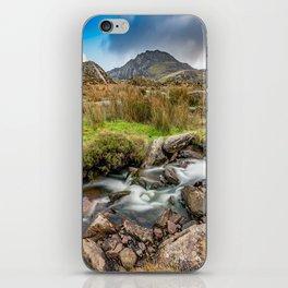 Tryfan Snowdonia National Park iPhone Skin