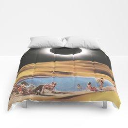 Desert Eclipse Comforters