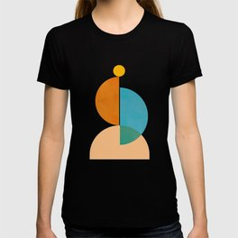 Abstraction_SUN_Rising_Minimalism_001 T-shirt