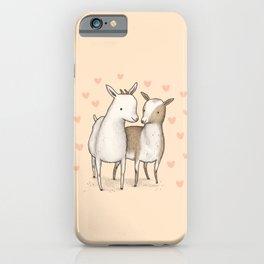 I Goat You Babe iPhone Case