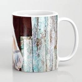 """Beauty in the Barn"" Coffee Mug"