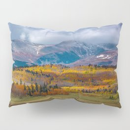 Fall in the Rockies Pillow Sham