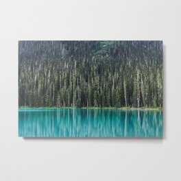 Joffre Lake Metal Print