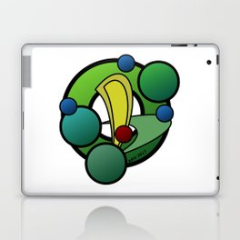 Space Travels Laptop & iPad Skin