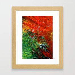 Abstinence.1 Framed Art Print