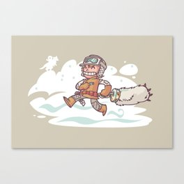 Good Luck Charm! Canvas Print
