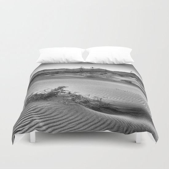 """Windy sunset"". Cabo Duvet Cover"