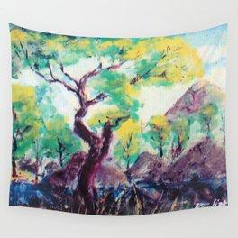 The Granite Belt, Qld, Australia                         by Kay Lipton Wall Tapestry
