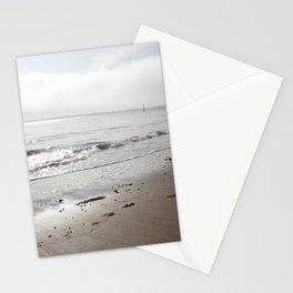 Broughty Ferry beach 5 Stationery Cards