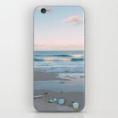 Sunset surf iPhone & iPod Skin